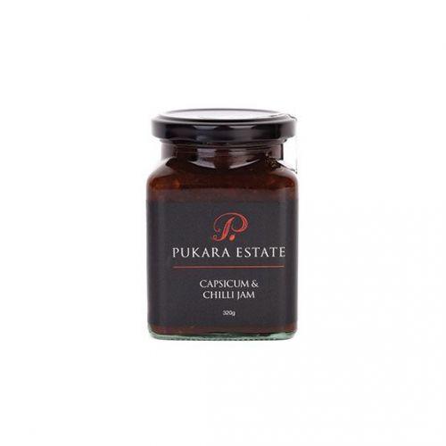 Capsicum and Chilli Jam 320gm