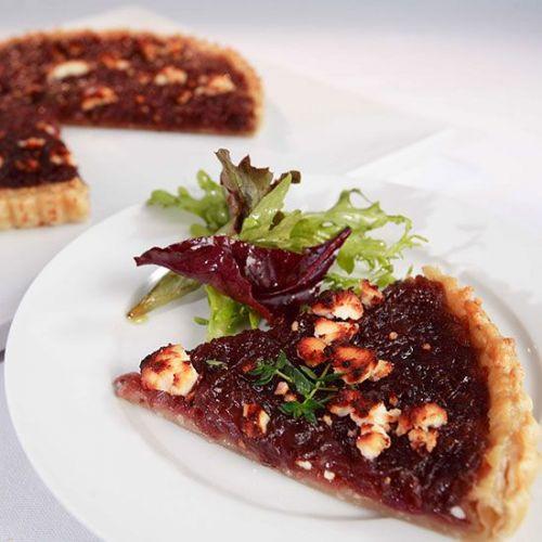 Caramelised Red Onion Tartlets