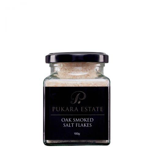Oak Smoked Salt Flakes 100gm