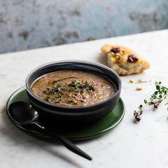 Mushroom Soup by Ben Milbourne