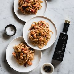 Bloody Mary Pasta by Ben Milbourne