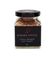 Chilli Smoked Salt Flakes 100gm