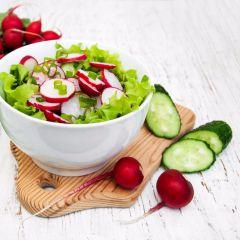Confetti Pesto Salad