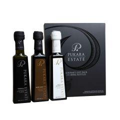 Gourmet Gift Pack 3 x 100ml Bottles