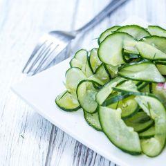 Wasabi & Guava Cucumber Pickle